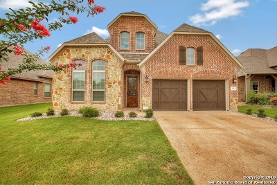 New Braunfels Single Family Home For Sale: 531 Mission Hill Run