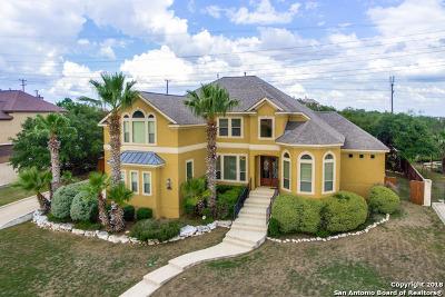 Helotes Single Family Home New: 354 Pueblo Pintado
