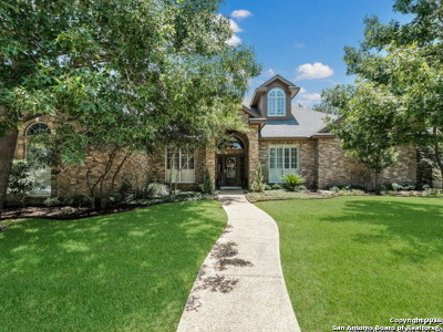 San Antonio Single Family Home New: 17110 Eagle Star