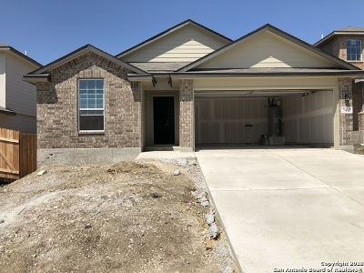 Single Family Home For Sale: 7415 Rigel Chase