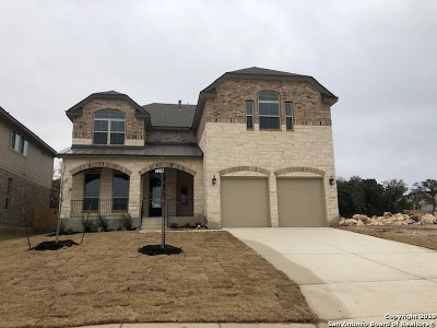Bexar County Single Family Home For Sale: 27518 Camellia Trace