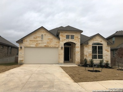Boerne Single Family Home For Sale: 27437 Camellia Trace
