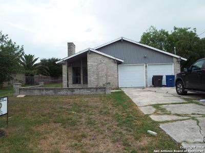 Single Family Home For Sale: 306 E Ashley Rd