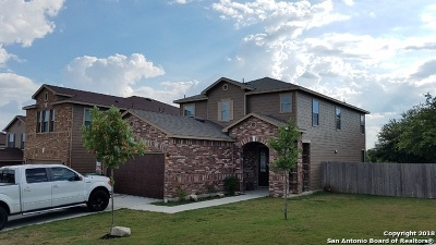 San Antonio Single Family Home Back on Market: 2643 Bluff Crossing