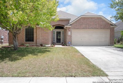 Schertz Single Family Home Price Change: 4720 Green Bluff Dr