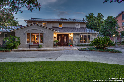 Single Family Home For Sale: 324 Morningside Dr