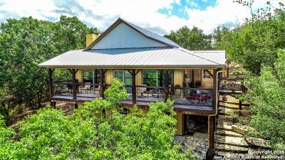Canyon Lake Single Family Home New: 1450 Spring Mountain Dr