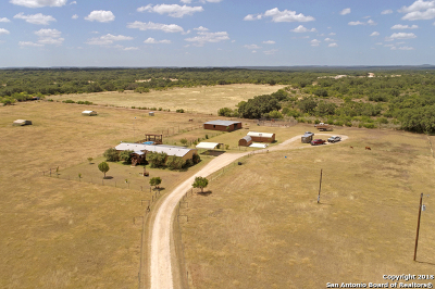 Hondo Farm & Ranch For Sale: 375 County Road 347