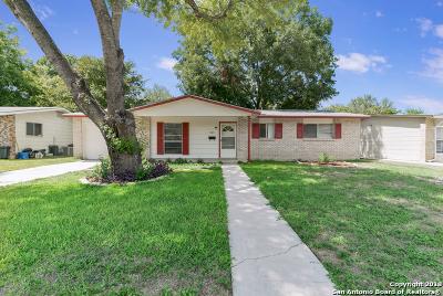 Schertz Single Family Home Price Change: 1045 Curtiss St