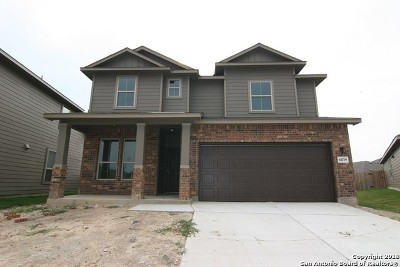 Converse Single Family Home For Sale: 6039 Snorkel Square