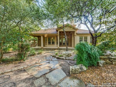 Bexar County Single Family Home Back on Market: 25351 Estancia Circle