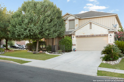 Schertz Single Family Home New: 3101 Mason Creek