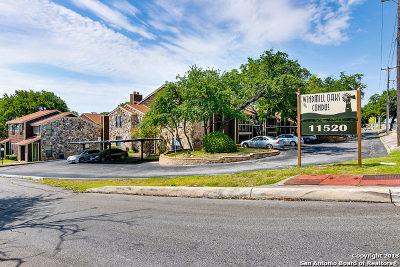 San Antonio Condo/Townhouse New: 11520 Huebner Rd #105