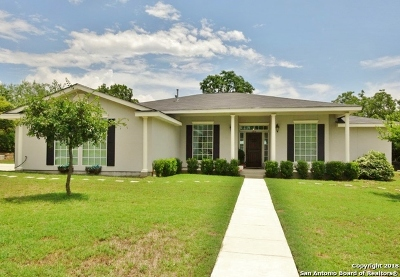 San Antonio Single Family Home Back on Market: 1214 Morey Peak Dr