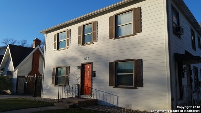 San Antonio Multi Family Home New: 137 E Norwood Ct