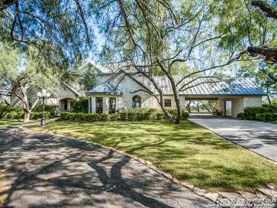 Castroville Single Family Home New: 8215 Fm 471 S