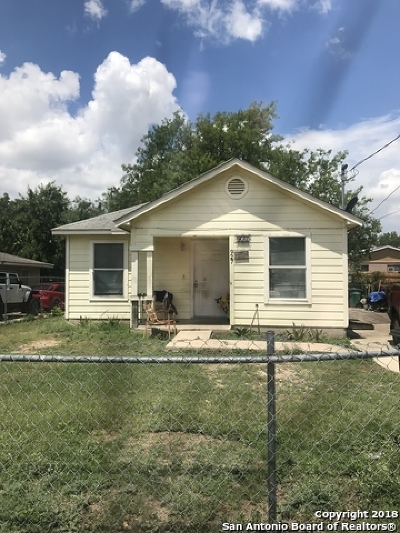Single Family Home For Sale: 927 NW 34th St