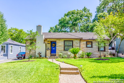 Alamo Heights Rental New: 330 Redwood St