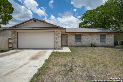 San Antonio Single Family Home Back on Market: 7143 Glen Grove Dr