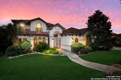 San Antonio Single Family Home New: 3626 Ivory Creek
