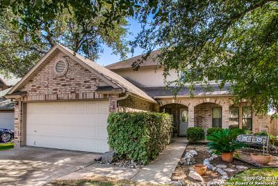 San Antonio Single Family Home New: 18611 Wooded Creek