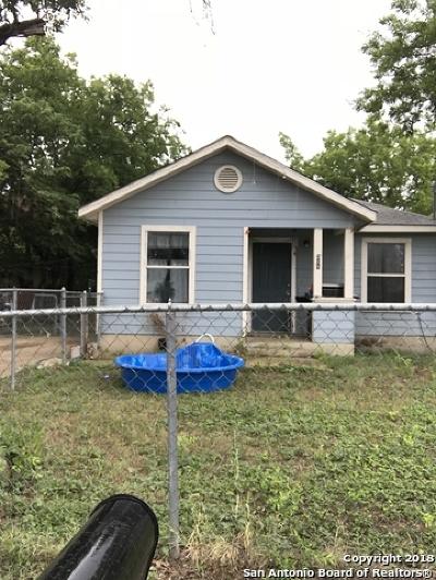 San Antonio Single Family Home For Sale: 211 Plainview Dr