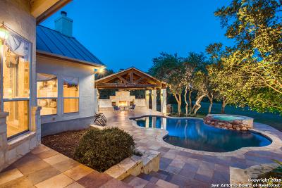 San Antonio Single Family Home New: 26522 Smithson Valley Rd