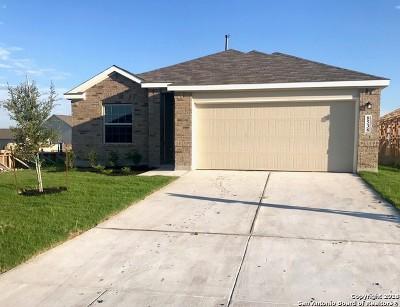 Converse Single Family Home Price Change: 8538 Terlingua Cove
