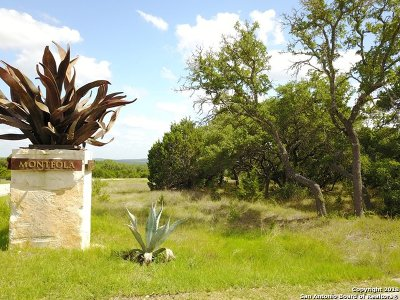 Bulverde Residential Lots & Land For Sale: 1220 Encinitas