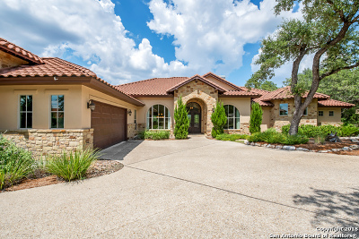 Cordillera Ranch Single Family Home New: 562 Clubs Dr
