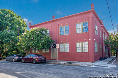 San Antonio Condo/Townhouse New: 222 Beauregard #4
