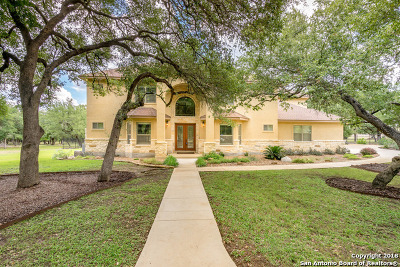 New Braunfels Single Family Home New: 26510 Forest Link