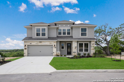 Cibolo Single Family Home New: 228 Comanche Trl