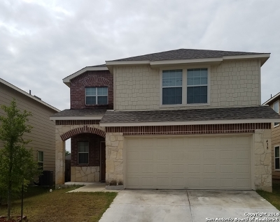 Selma Single Family Home For Sale: 438 Walnut Crest