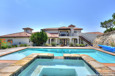 Boerne Single Family Home For Sale: 134 Trillion Ct
