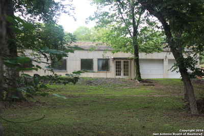 Guadalupe County Single Family Home Back on Market: 650 River Springs Drive