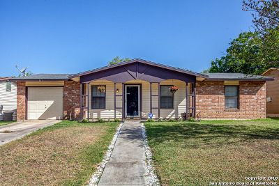 Converse Single Family Home New: 321 Deborah Dr