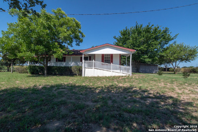 Wilson County Single Family Home Active Option: 156 Santa Gertrudis Dr