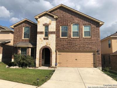 Boerne Single Family Home New: 8718 Elkhorn Knoll