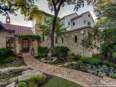Bexar County Single Family Home For Sale: 121 Turnberry Way