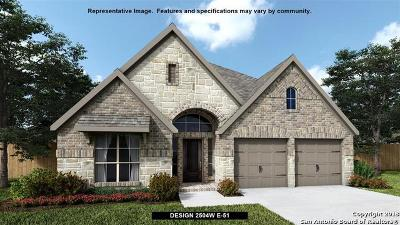 New Braunfels Single Family Home New: 626 Volme