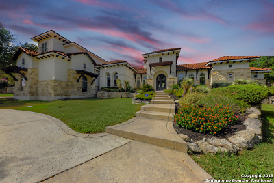 Boerne TX Single Family Home New: $1,499,000