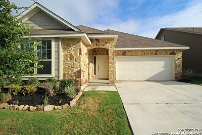 Cibolo Single Family Home New: 332 Morgan Run
