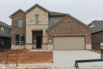 San Antonio Single Family Home New: 3718 Avia Oaks