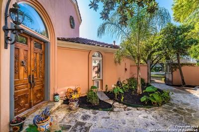 Terrell Hills Single Family Home For Sale: 112 Auburn Pl