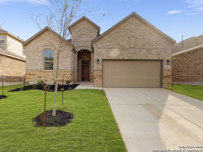 Wortham Oaks Single Family Home New: 22622 Carriage Bluff