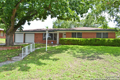 San Antonio Single Family Home Back on Market: 319 Clearview Dr