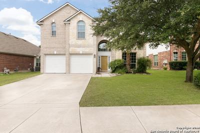 Schertz Single Family Home New: 4520 Union Creek Dr