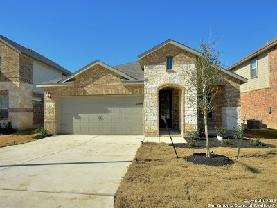 Bexar County Single Family Home For Sale: 7423 Cove Way