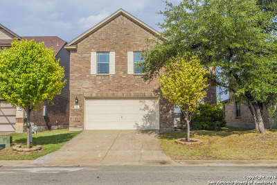Bexar County Single Family Home Back on Market: 919 Trilby